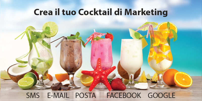 Crea il tuo cocktail di marketing con Altravia